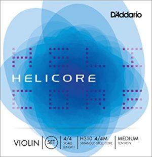 D Addario Helicore Violin Strings