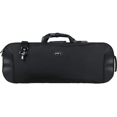 PRO PAC Double Violin Case Front