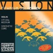 Thomastik Infeld Vision Titanium Orchestra Violin Strings