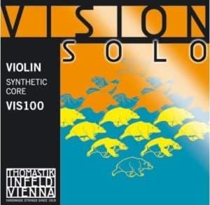 Thomastik Infeld Vision Solo Violin Strings