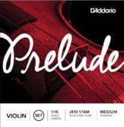 D'Addario Prelude Violin Strings