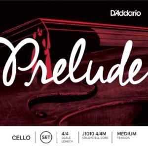 D Addario Prelude Cello Strings