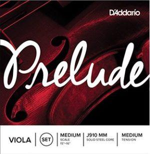 D Addario Prelude Viola Strings