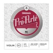 D Addario ProArte Violin Strings