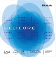 D Addario Helicore Double Bass Strings