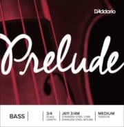 D Addario Prelude Double Bass Strings