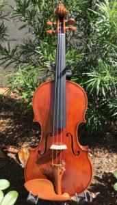 Carlo Moretti Violin