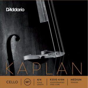 D Addario Kaplan Cello D String