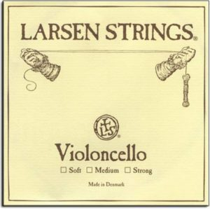 Larsen Soloist Edition Cello D String