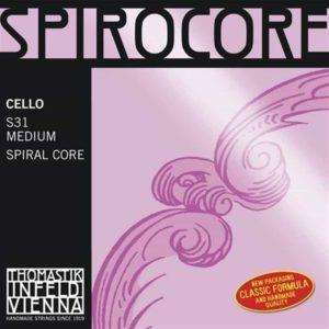 Thomastik Infeld Spirocore Cello C String