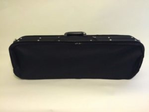 Bobelock Oblong Velveteen Violin Case