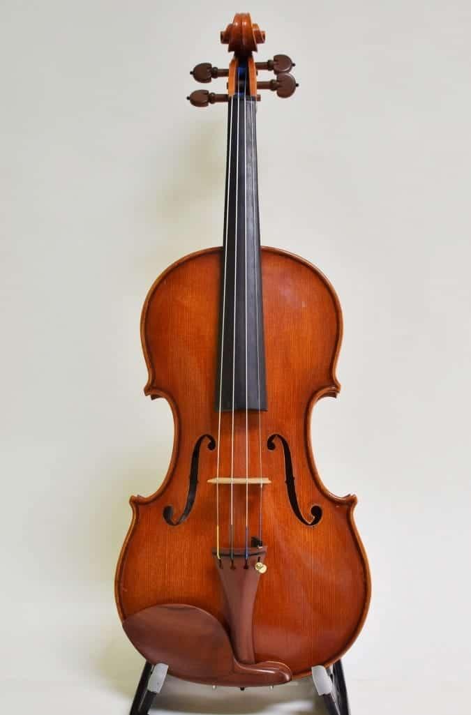 Dimitar Zarkov Violin featured picture