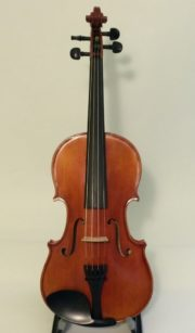 H Luger CV500 Violin Outfit