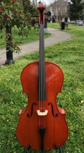 Yamaha Model AVC5 Cello