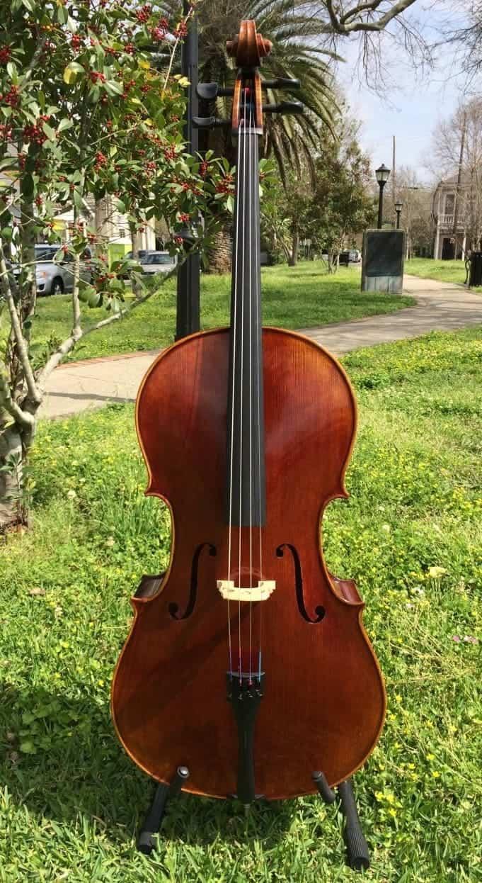 Johannes Kohr Cello Model K565C (1)