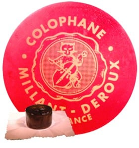 Colophane Millant Deroux Rosin