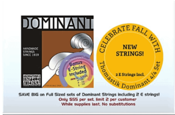 dominant-strings