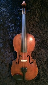 Leopold Widhalm Violin c 1770