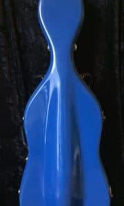 Bobelock Fiberglass Cello Case