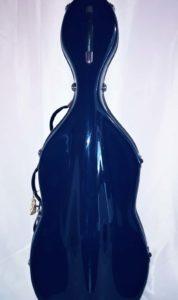 Knilling Fiberglass Cello Case