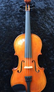 Nicolas Parola Copy of 1714 Stradivari Violin