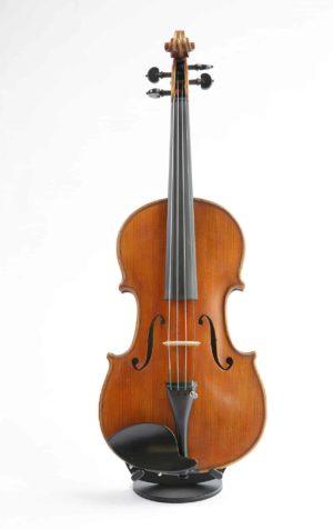 Master Viktor Kereske Violin Front