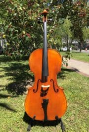 Wilhelm Klier Guarneri Cello