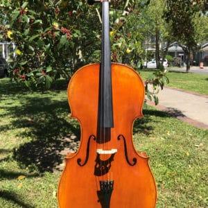 Wilhelm Klier Guarneri Cello