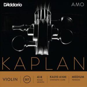 D Addario Kaplan AMO Violin Strings