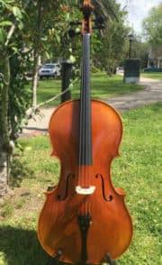 Lady Claire Cello