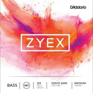 D'Addario Zyex Bass String Set