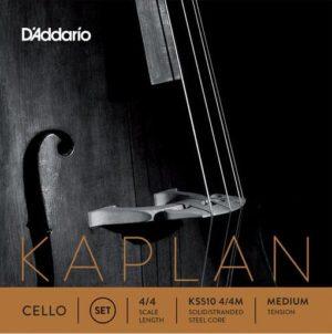 D'Addario Kaplan Cello String Set