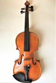 Emile Sauret Violin Outfit