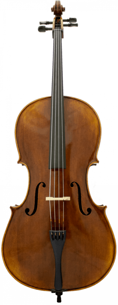 Chaconne Cello Front