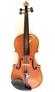 Burled Maple Violin