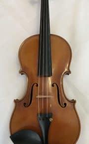 Breuer Violin
