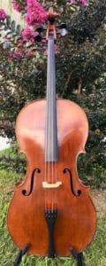 19th Century French Cello