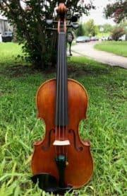 August F Kohr KR45 Violin