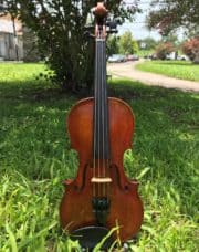 Rudoulf Doetsch Model 701 violin front