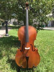 Johannes Kohr Cello Outfit K512C