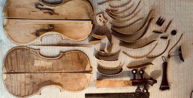 katrina violin