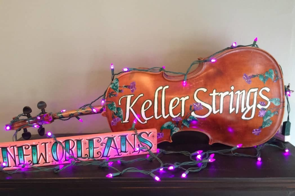 keller strings