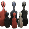 Ultra Light Cello Case Vector Series