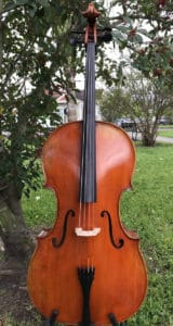 Albert Nebel Guarneri Copy Cello