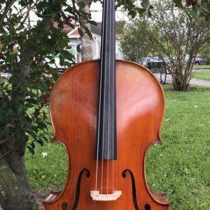 Albert Nebel Guarneri Copy Cello