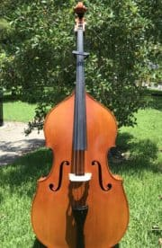 Soniat Fully Carved Upright Bass