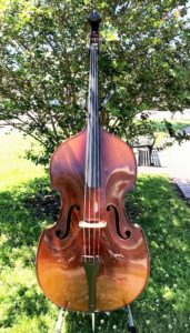 Used Bass Made in Czech Republic