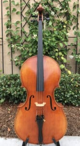 Keller Strings Dauphine Model Cello