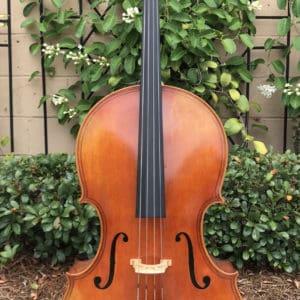 Keller Strings Dauphine Model Cello