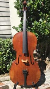 Lothar Semmlinger Model 132 Cello